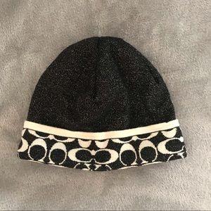 ❄️ Coach winter hat - one size